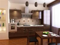 Благоприятные цвета для кухни
