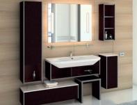 Как установить мебель для ванной