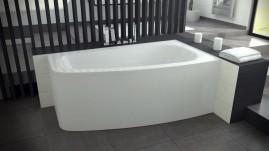 Как установить акриловую ванну самому