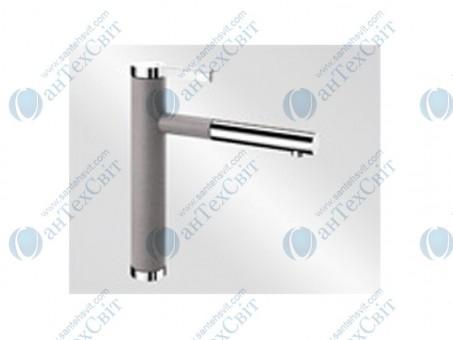 Кухонный смеситель BLANCO Linee -S алюметаллик 518439