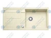 Гранитная мойка BLANCO Metra XL 6S-F жасмин 516523
