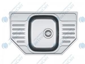 Нержавеющая мойка FRANKE Polar PXL 612-E декор 101.0193.007/101.0330.658