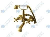 Смеситель для ванны WELLE Amalia 27011T4HO