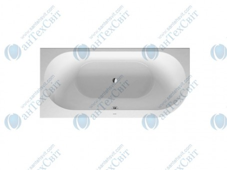 Акриловая ванна DURAVIT 190x90 Darling New (700246000000000)