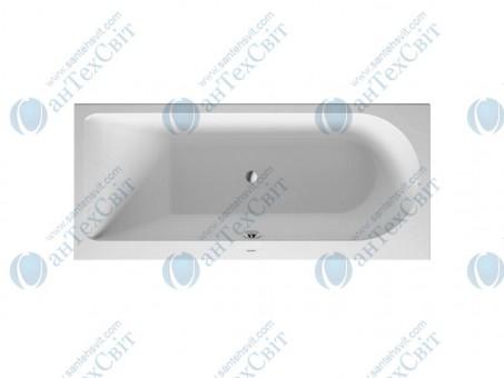 Акриловая ванна DURAVIT 170x75 Darling New (700242000000000)