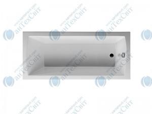 Акриловая ванна DURAVIT 170x75 Daro (700027000000000)