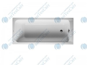 Акриловая ванна DURAVIT 170x75 D-Code (700100000000000)