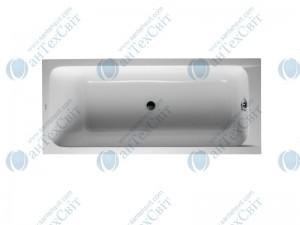 Акриловая ванна DURAVIT 170x75 D-Code (700099000000000)