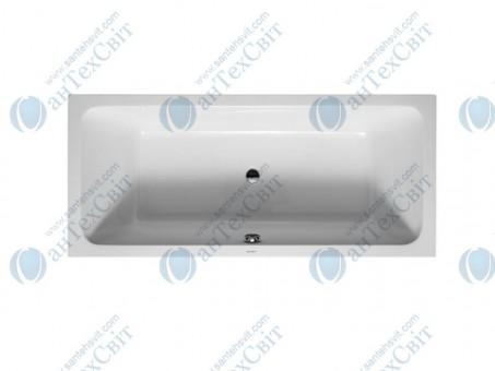 Акриловая ванна DURAVIT 180x80 D-Code (700101000000000)