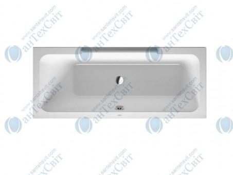 Акриловая ванна DURAVIT 170x70 DuraStyle (700294000000000)