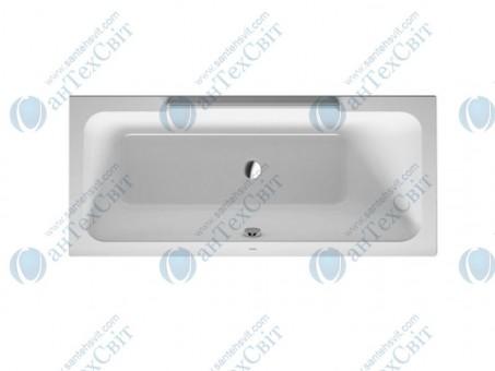 Акриловая ванна DURAVIT 170x70 DuraStyle (700295000000000)