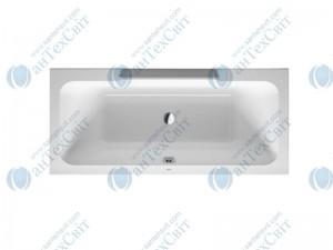 Акриловая ванна DURAVIT 180x80 DuraStyle (700298000000000)