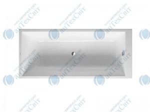 Акриловая ванна DURAVIT 170x75 DuraStyle (700231000000000)