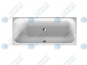 Акриловая ванна DURAVIT 160x70 Happy D.2 (700308000000000)