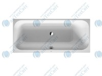 Акриловая ванна DURAVIT 160x70 Happy D.2 (700309000000000)