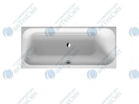 Акриловая ванна DURAVIT 170x75 Happy D.2 (700313000000000)