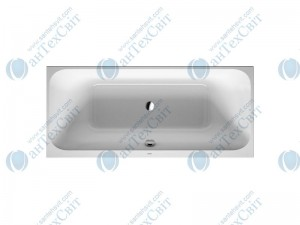Акриловая ванна DURAVIT 180x80 Happy D.2 (700314000000000)