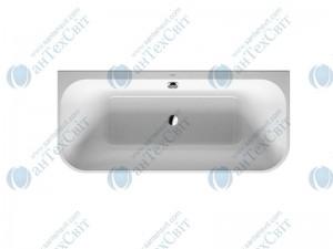 Акриловая ванна DURAVIT 180x80 Happy D.2 (700318000000000)