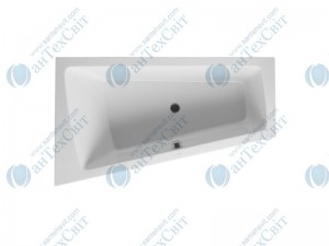 Акриловая ванна DURAVIT 170x100 Paiova (700212000000000)