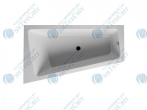 Акриловая ванна DURAVIT 170x100 Paiova (700264000000000)