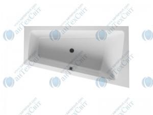 Акриловая ванна DURAVIT 170x100 Paiova (700213000000000)