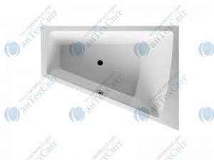 Акриловая ванна DURAVIT 170x130 Paiova (700215000000000)