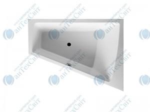 Акриловая ванна DURAVIT 180x140 Paiova (700217000000000)
