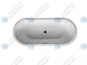 Акриловая ванна DURAVIT 180x80 Starck (700010000000000)