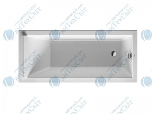 Акриловая ванна DURAVIT 160x70 Starck (700333000000000)