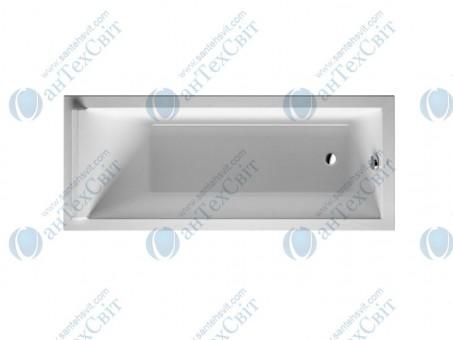 Акриловая ванна DURAVIT 170x70 Starck (700334000000000)