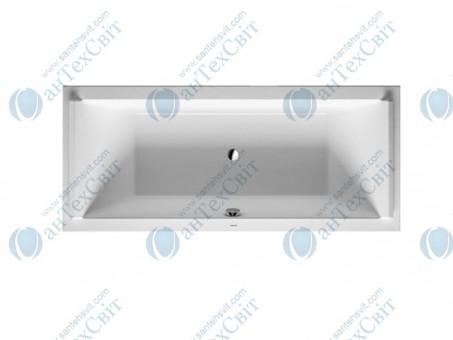 Акриловая ванна DURAVIT 180x80 Starck (700338000000000)