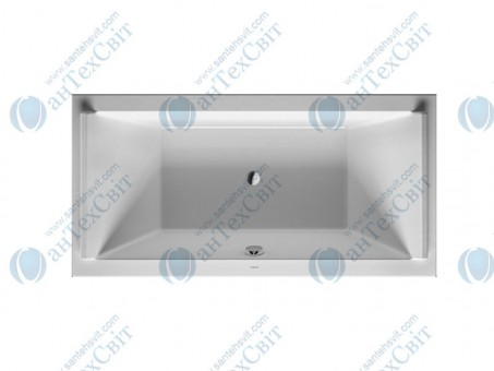 Акриловая ванна DURAVIT 180x90 Starck (700339000000000)