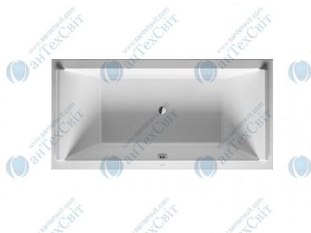 Акриловая ванна DURAVIT 200x100 Starck (700341000000000)