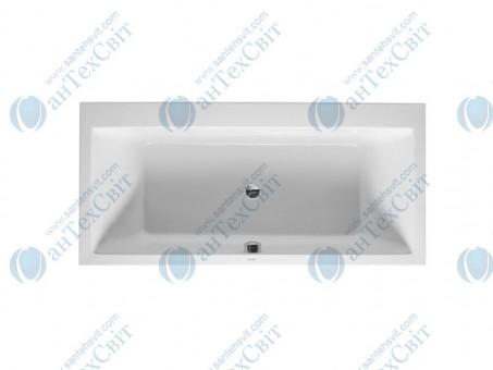 Акриловая ванна DURAVIT 190x90 Vero (700136000000000)