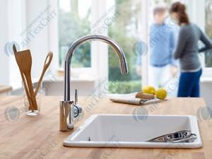 Кухонный смеситель GROHE Concetto 32661001