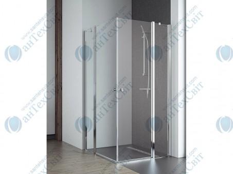 Душевая дверь RADAWAY Eos II KDD 80 (3799460-01L)