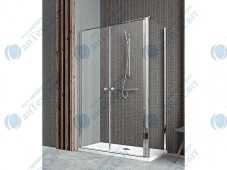 Душевая дверь RADAWAY Eos II DWD+S 90 (3799491-01)