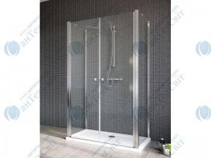 Душевая дверь RADAWAY Eos II DWD+2S 110 (3799403-01)