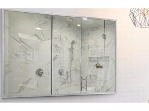 Зеркало LIBERTA Argento 100x80