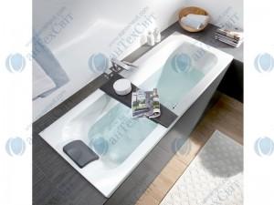 Акриловая ванна VILLEROY&BOCH 160x70 Loop & Friends (UBA167LFS2V-01)