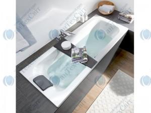 Акриловая ванна VILLEROY&BOCH 180x80 Loop & Friends (UBA180LFS2V-01)
