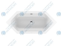 Акриловая ванна VILLEROY&BOCH 205x90 Loop & Friends (UBA205LFS6V-01)