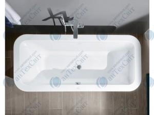 Акриловая ванна VILLEROY&BOCH 180x80 Loop & Friends (UBA180LFS7V-01)