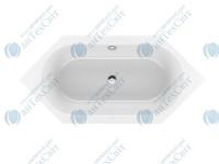 Акриловая ванна VILLEROY&BOCH 190x90 Loop & Friends (UBA199LFO6V-01)