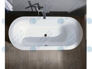 Акриловая ванна VILLEROY&BOCH 180x80 Loop & Friends (UBA180LFO7V-01)