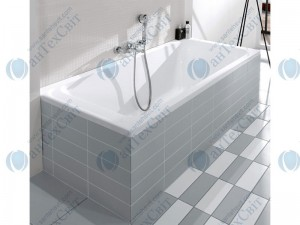 Акриловая ванна VILLEROY&BOCH 140x70 Omnia architectura (UBA147ARA2V-01)