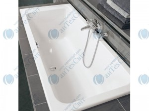 Акриловая ванна VILLEROY&BOCH 170x80 Omnia architectura (UBA178ARA2V-01)