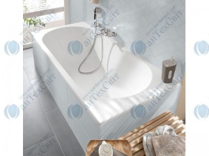 Акриловая ванна VILLEROY&BOCH 170x75 O.novo (UBA170CAS2V-01)