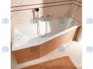 Акриловая ванна VILLEROY&BOCH 170x80 Subway (UBA178SUB3LIV-01)