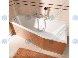 Акриловая ванна VILLEROY&BOCH 170x80 Subway (UBA178SUB3REV-01)